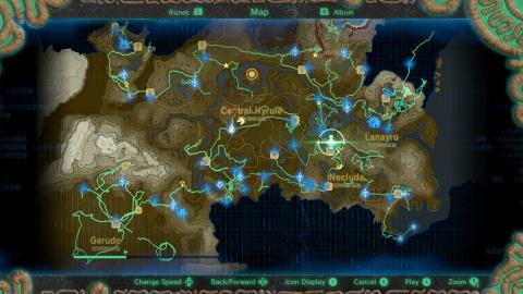 Zelda : Breath of the Wild illustre son premier DLC en images