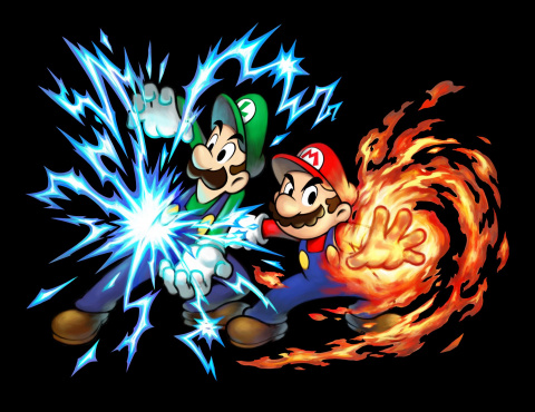 Mario & Luigi : Superstar Saga + Les Sbires de Bowser : Fun, drôle, addictif, long... Que demander de plus ?