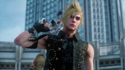 Jaquette de Final Fantasy XV revient sur les musiques de son Episode Prompto