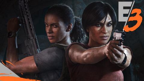Jaquette de E3 2017 : Uncharted The Lost Legacy : un stand-alone sur les traces de ses glorieux aînés sur PS4