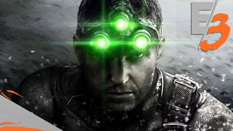 Jaquette de E3 2017 : Ubisoft n'oublie pas Splinter Cell