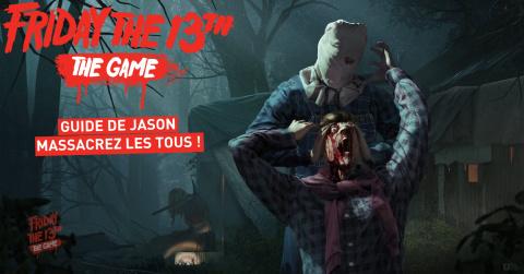 Jaquette de Friday the 13th : guide Jason, nos conseils pour faire un massacre !