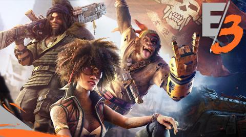 Jaquette de Interview BGE 2 : Michel Ancel nous présente l'univers du jeu - E3 2017