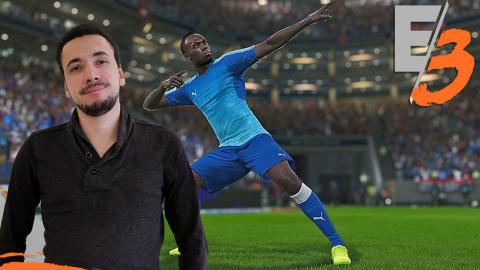E3 : PES 2018 : Le jeu de foot de l'année ?