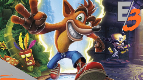 E3 : Crash Bandicoot The N.Sane Trilogy - Un remaster efficace sur PS4