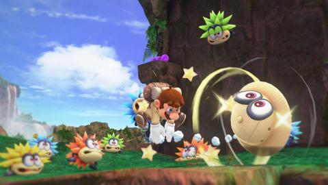 Super Mario Odyssey zappe le Game Over