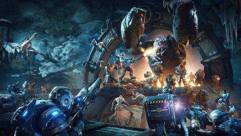 Xbox One : Gears of War 4 et The Crew 2 gratuits ce week-end pour les membres Gold