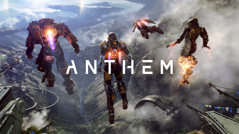 E3 2017 : Anthem passe au crible de Digital Foundry, 4K native ou pas ?