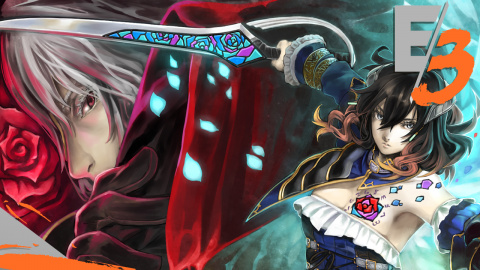 Jaquette de E3 2017 : Bloodstained Ritual of the Night - Une pâle copie de Castlevania