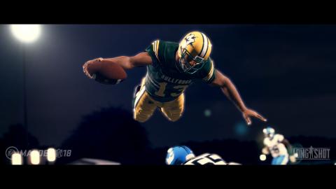 Madden NFL 18 : Une édition à la hauteur du show