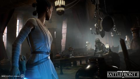 Star Wars Battlefront 2 : LucasFilm réagit à la polémique des micro-transactions