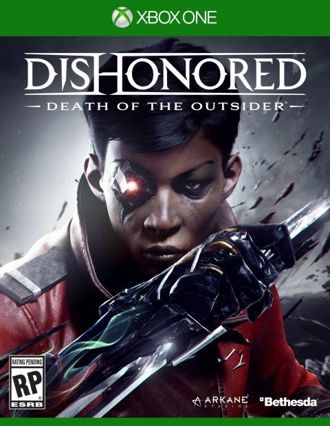 Dishonored : La Mort de l'Outsider sur ONE