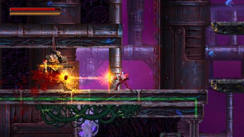 Valfaris : Les versions PS4 et Switch prévues en novembre