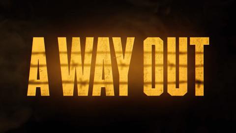 Jaquette de A Way Out s'offre une séquence de Gameplay