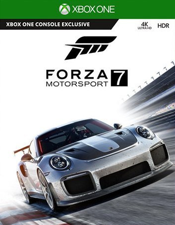 Forza Motorsport 7 sur ONE