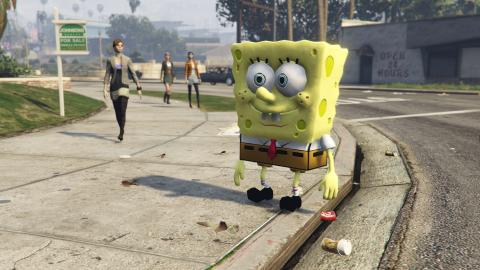 Jaquette de GTA 5 : l'outil de modding OpenIV bloqué par Rockstar Games