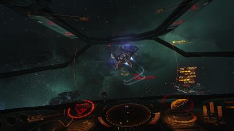 Jaquette de Elite : Dangerous - L'espace vous attend sur PS4