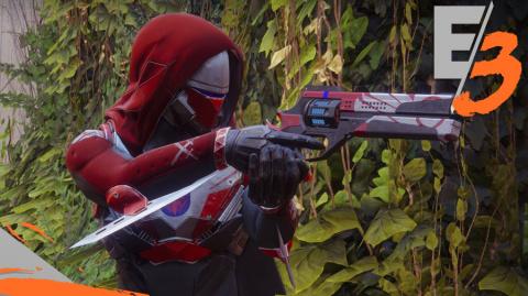 Jaquette de E3 2017 : pas de matches privés en PvP au lancement de Destiny 2