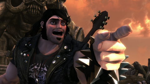 """Jaquette de E3 2017 - Brütal Legend 2 : """"Un jour, nous ferons ce jeu"""" dit Tim Schafer"""