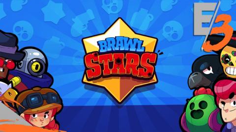 Jaquette de Brawl Stars, le nouveau jeu mobile des créateurs de Clash Royale - E3 2017
