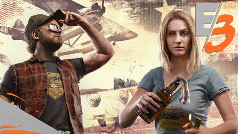 """Far Cry 5, """"Un nouveau Western"""" (J-S Décant, directeur narratif) - E3 2017"""