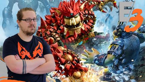 Jaquette de Knack 2, plus convaincant que l'épisode original - E3 2017