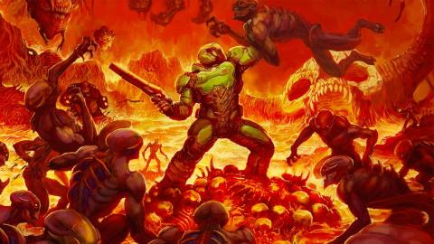 "Bethesda explique pourquoi Doom VR s'appelle ""Doom VFR"""
