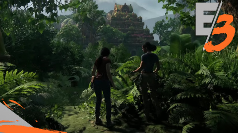 Uncharted The Lost Legacy : extrait de gameplay au cœur de la jungle - E3 2017