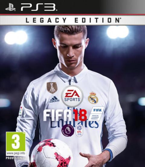 FIFA 18 sur PS3