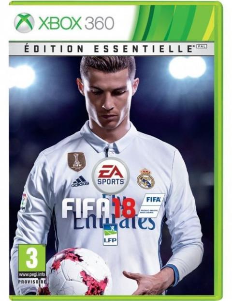 FIFA 18 sur 360