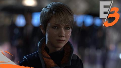 Jaquette de E3 2017 : Detroit : Become Human - Un second contact rassurant ? sur PS4