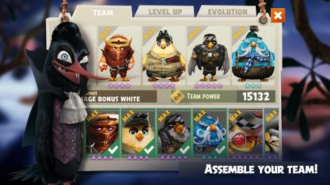 Jaquette de Angry Birds Evolution : Les oiseaux en colère de retour dans un RPG