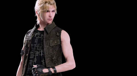 Jaquette de Final Fantasy XV : L'Épisode Prompto se la joue Metal Gear