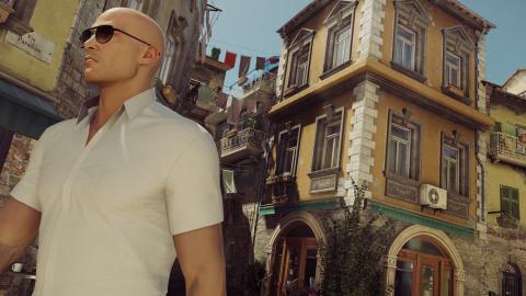 Jaquette de IO Interactive conserve les droits sur la licence Hitman