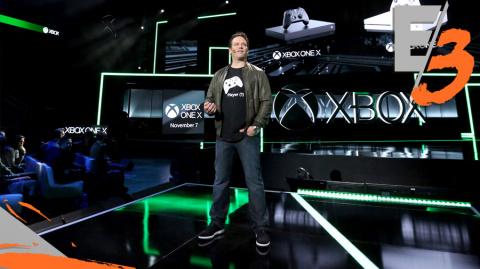 Jaquette de E3 2017 : Phil Spencer ne voulait pas montrer de jeux qui sortiront dans plusieurs années