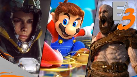 Jaquette de E3 2017 : La bible du salon, jeu par jeu