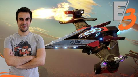 Starlink : Battle for Atlas : Quand No Man's Sky rencontre Skylanders - E3 2017