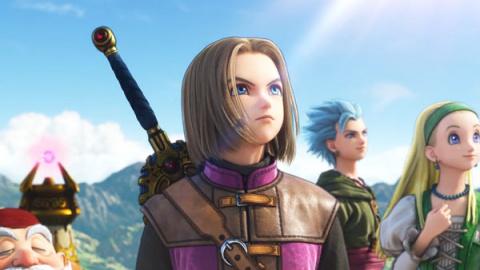 Jaquette de Dragon Quest XI : le développement est terminé