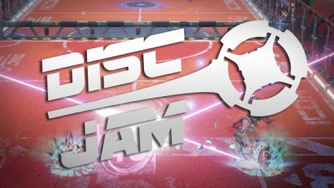 Jaquette de Disc Jam : le cross-play PC / PS4 est en approche