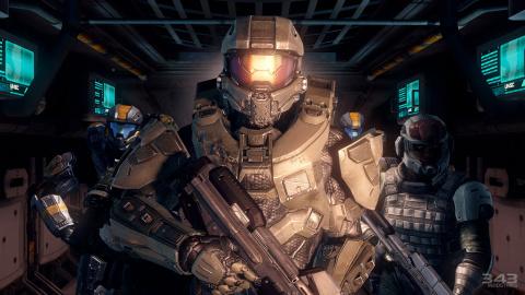 Jaquette de Halo 6 ne sera vraisemblablement pas dévoilé cette année