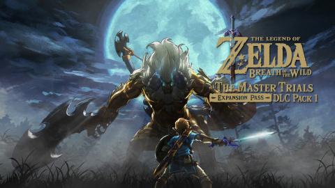 The Legend of Zelda : Breath of the Wild - Les Epreuves Légendaires sur WiiU
