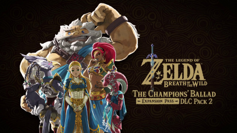The Legend of Zelda : Breath of the Wild - Ode aux Prodiges sur WiiU