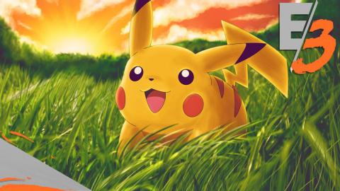 Jaquette de E3 2017 : Pokémon GO - La coopération entre dans l'arène