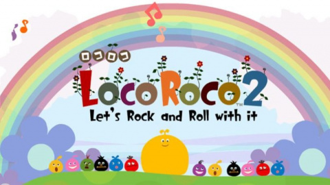 Jaquette de E3 2017 : Loco Roco 2 aura aussi droit à son Remaster sur PlayStation 4