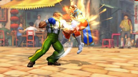 Jaquette de Street Fighter IV : Champion Edition - Un trailer et 6 personnages annoncés sur iOS