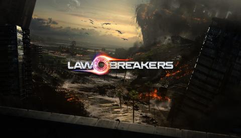 LawBreakers sur PS4