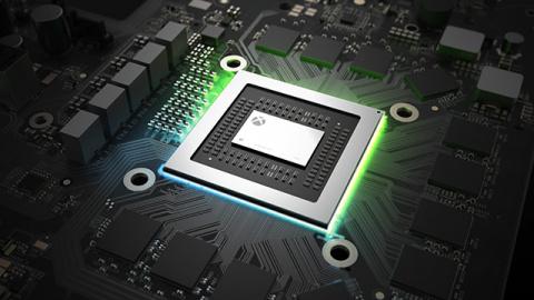 Xbox One X : Un PC surpuissant encastré dans une petite boite