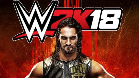 Jaquette de WWE 2K18 : Date de sortie, jaquette et éditions collectors