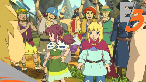 E3 : Ni No Kuni 2, quand le J-RPG s'anime des meilleures intentions