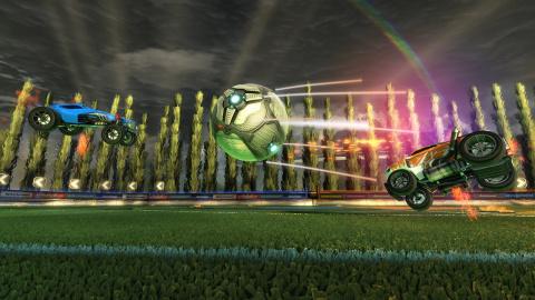 Jaquette de Rocket League : Psyonix présente la version Nintendo Switch en détail